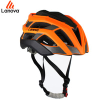 2017 New Style LANOVA Brand Safety Professional MTB Mountain Road Bike Bicycle Helmet Riding Cycling Helmet Casco Ciclis W-020(China)