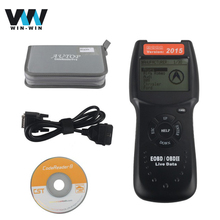 Universal D900 2015V Diagnostic Scanner Nylon Bag Universal OBD2 EOBD CAN Fault Code Reader Scanner For Most Car