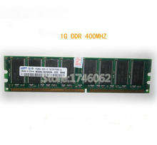 1GB/2GB 2x1GB PC3200 DDR 400 400MHz 184Pin DIMM Desktop Low Density MEMORY Module 2G RAM Free Shipping