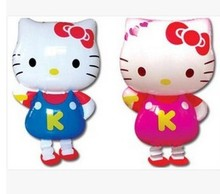 Hello Kitty balloon walking balloons animals inflatable air ballon for party supplies  kids classic toy 18 inch