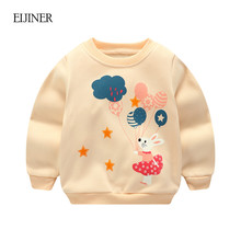 Buy Baby Girls T Shirts Autumn Winter 2017 New Casual T-shirt Baby Girl Long Sleeve Clothes Children Clothing Warm Kids Girls Tops for $5.98 in AliExpress store