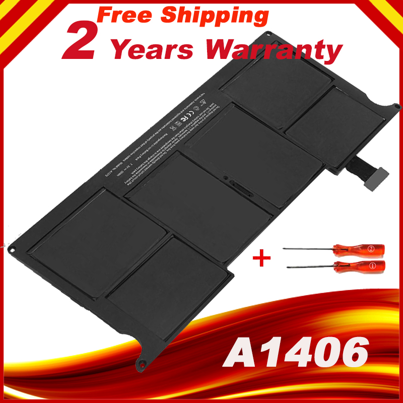 Laptop Battery For Apple MacBook Air 11 A1465, A1370 (2011 Production), Replace: A1406 battery<br>