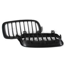 Matte Black ABS Auto Replacement Parts Front Kidney Grille Racing Grills for 2010-2014 BMW F30 F31 3-Series Sedan/Wagon Only