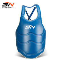 2017 Pretorian Best Waist Protectors Chest Guard Sanda Kick boxing Karate Chest Support Muay Thai MMA Fighting Chest Protector