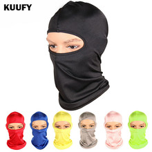 KUUFY Sports Dust Mask Hunting Cycling Full Face Masque Smog Windproof Neck Scarves Caps