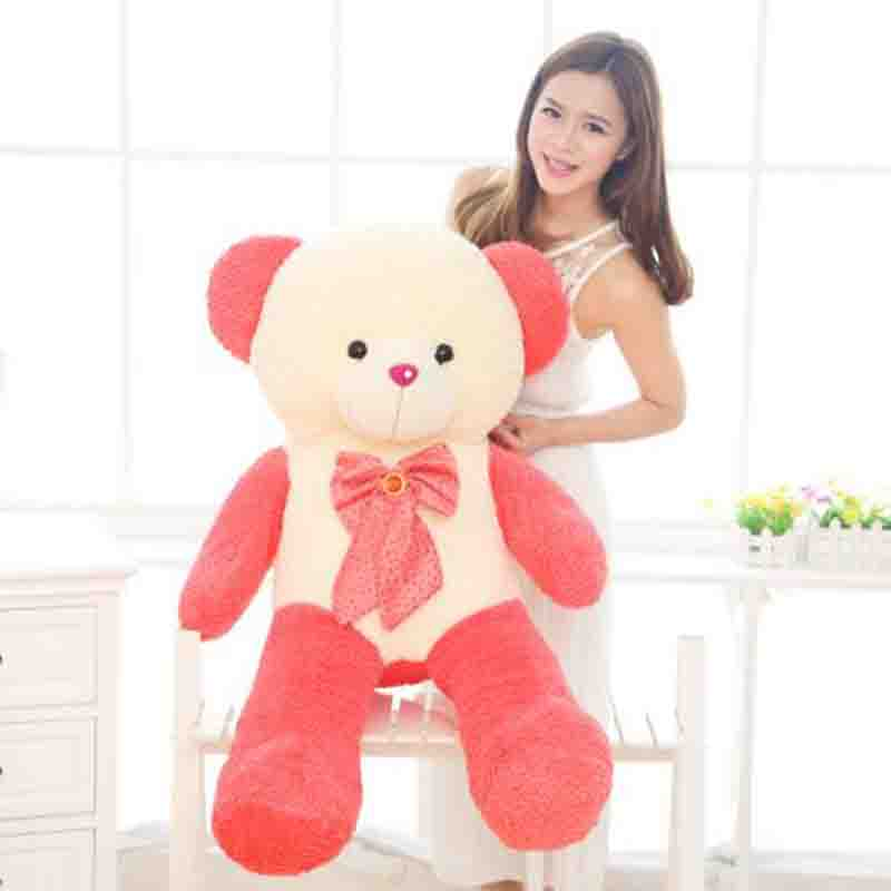 new tie diamond teddy bear hug bear doll plush toys valentines day gift<br><br>Aliexpress