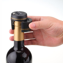 New Plastic Bottle Password Lock Combination Lock Wine stopper vacuum plug device Fechadura Picks Candados Stopper Preservation(China)