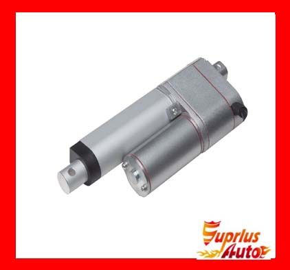 12V / 24V 50mm 2 inch stroke 1000N / 225LBS / 100KGS load with potentiometer POT signal feedback linear electric actuator DB<br>