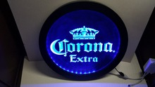 b42 Corona Extra RGB led Multi Color the wireless control beer bar pub club neon light sign Special gift