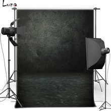 Free Shipping Vintage Concrete Gap Black Wall Vinyl&Oxford Photography Background Backdrops backgrounds for photo studio 676