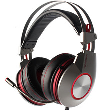 Gaming Headset 7.1 Sound Over-ear Headphone  Earphone USB with Microphone Laptop Computer Original Brand Xiberia K5