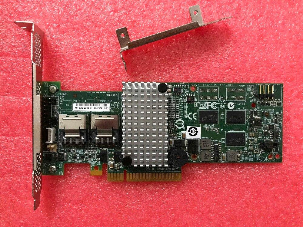IBM ServeRAID M5014 SAS//SATA RAID Controller 256 MB PCI-E BBU08  BAT1S1P Raid