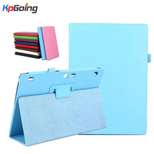 For Lenovo Tab2 A10 70 Case Cover Tablet Flip Stand Cover for Lenovo Tab 2 A10-70 A10-70F A10-70L Tablet 10.1 PU Leather Case(China)