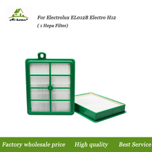 For Electrolux Washable H12 HEPA Filter EL4100 EL6986A EL4050 Vacuums Cleaner Part for Electrolux EL012B Electro H12 Hepa Filter