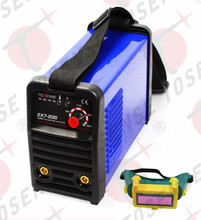 Welding Machine & Welding Helmet & Welding Accessories 2016 Free shipping ZX7-200 220v 200a Igbt Inverter Mma /Arc Welder(China)