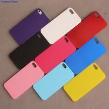 Factory Outlet Case For iPhone 5 5S SE I5 Apple Five Shell Cover Soft Protector Black White Fit Purple All Ports(China)