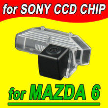 For Sony CCD Auto Mazda6 RX-8 autokamera car reverse camera back up rear view parking HD waterproof(China)