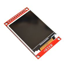 2.0 inch TFT LCD module SPI serial interface module 176 * 220 Minimum occupancy 4 IO