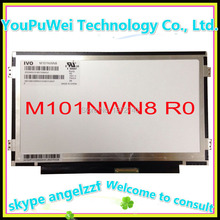"Free Shipping M101NWN8 R0 fit N101BGE-L31 B101XTN01.1 10.1"" LED LCD Screen Panel For LENOVO IDEAPAD A10 WXGA HD 1366X768 Slim"