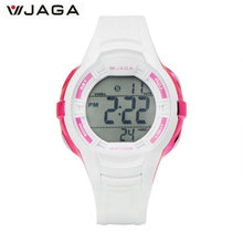 JAGA Relojes Hombre 2017 Female Movement Multifunction Electronic Watch Relogio Feminino Waterproof Watches Sports Watch M994
