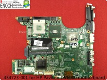 434723-001 for HP Pavilion DV6000 motherboard intel HD graphic 945G send one CPU as a gift store No.991