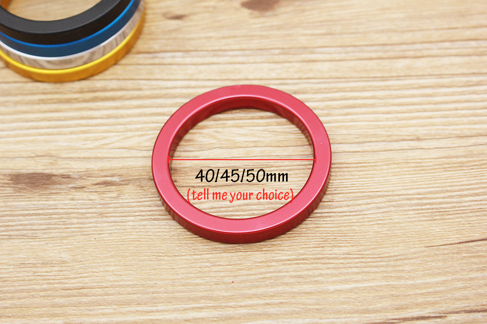 QRTA multiple Colour Space aluminum Penis Rings Cock Ring Adult Products Delay Male Masturbation Health Fun Happy Sex Toys 9