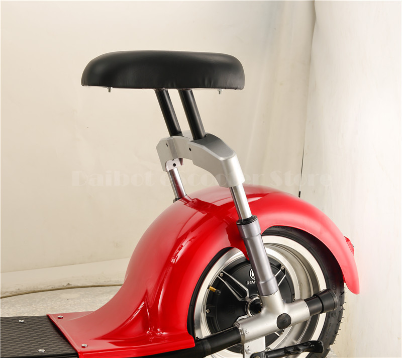 Daibot Electric Scooter Harley Citycoco Two Wheels Electric Scooter 60V 1500W Electric Scooter Motorcycle For Adults (6)