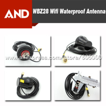 Free Shipping Hot sale 3dBi 2.4G Wifi Antenna,Waterproof Antenna 3M  SMA Male