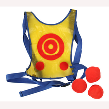 Hot Children Kids Outdoor Sports Clothes Throwing Games  Dodgeball Sandbags Interactive Sticky Target Ball Toys Gifts 2016