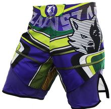 Xizilang 2017 Top Quality MMA Boxing Muay Thai Short Authentic Professional Muay Thai Shorts Muay Thai mma Shorts Hot Sale(China)
