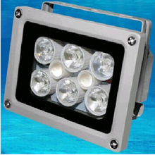 LED infrared light energy-saving infrared fill 220V 8pcs LED lamps 50 meters night vision 12V(China)