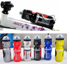 Buy Cycling water bottle!Outdoor Cycling Bike Bicycle PE 750ml Sports Water Bottle Dust Cover for $4.74 in AliExpress store
