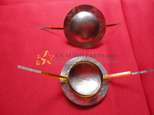 2 pieces ID: 25.5mm 1 inch flat wire 8 ohm tweeters speaker voice coil(China)