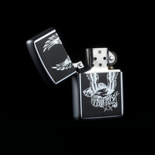 High Quailty Men Kerosene lighter Cigarette Lighter Creative Smoking Cigar Flint Oil Lighters Men Cigarette Gifts