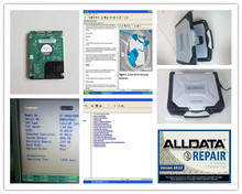 2017 installed version alldata 10.53 and mitchell ondemand toughbook cf30 car &truck diagnostic computer hard disk 1000gb