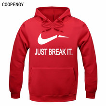 New Brand Sweatshirt Men Hoodies Fashion Solid Fleece Hoodie Mens   Pullover Men's Tracksuits Moleton Masculino