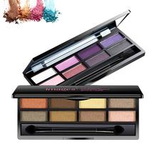 IMAGES Makeup 8 Colors Eyeshadow Palette Eye Shadow Shining Make Up Cosmetic Beauty Tool HS11(China)