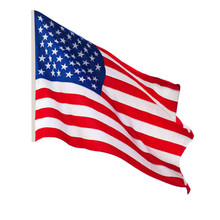 1pcs New Arrival Jumbo 150x90cm American Flag USA US FT Polyester Be Proud&Show off Your Patriotism Wholesale