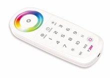 LTECH T3M 2.4G LED Touch Controller RF Remote Control RGB LED controller FOR RGB Color LED Strip Light and LED Panel Lighting(China)
