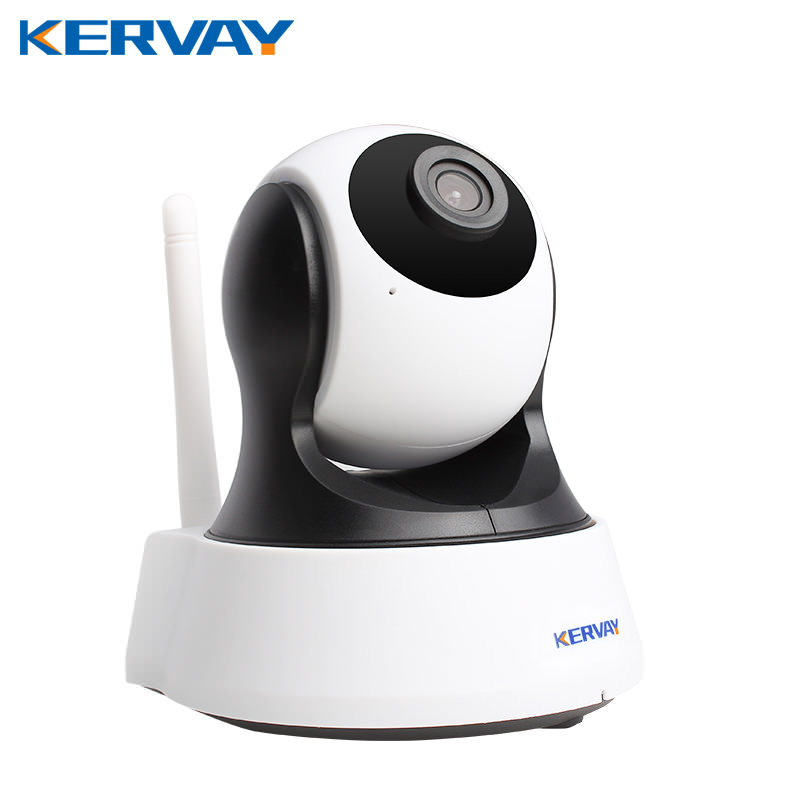 Kervay 1080P Full 2MP HD Wifi IP Camera CCTV Wireless indoor Surveillance Security Camera With motion detection alert function<br>