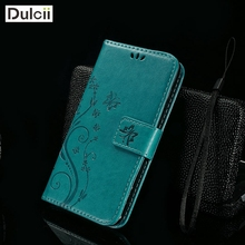 For Microsoft Nokia Lumia 640 Lumia 630 Lumia 550 Bag Imprinted Butterfly PU Leather Card Holder Phone Cover Case Shell