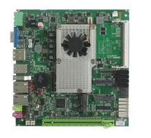 repair motherboard Mini ITX Motherboard for Car PC White board etc (PCM5-QM77)