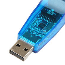 1 PCS USB Network Adapter Lan RJ45 Card 10/100Mbps Ethernet Store Hot Sale