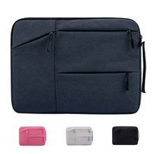 "11"" 12 13.3 14 15 inch Laptop Sleeve Bag Case Ultrabook Notebook Pouch Handbag for MacBook Air Pro Retina Dell HP Samsung Acer(China)"