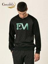 Crocosport caliente de los hombres entrenador ejercicio suéteres hombres  Deporte Sudaderas con capucha camisa gimnasio ropa 786504ec7be22
