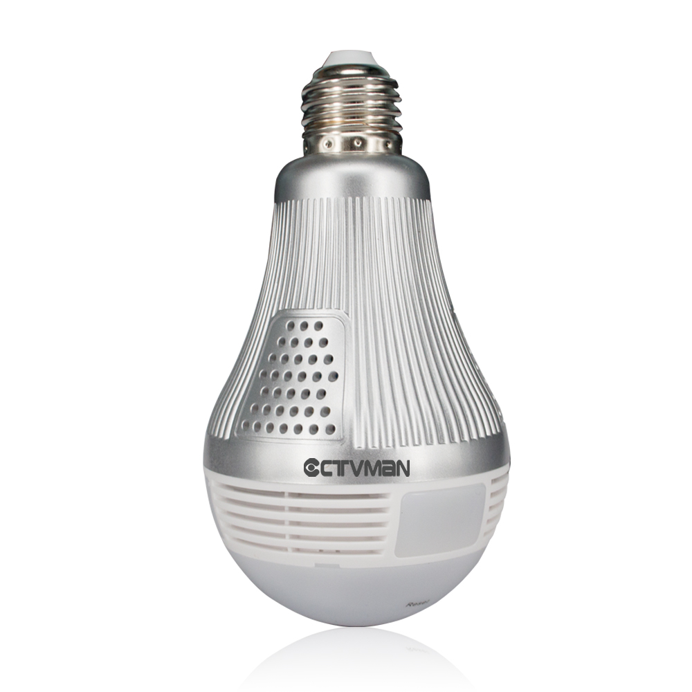 01 360 degree security bulb cam