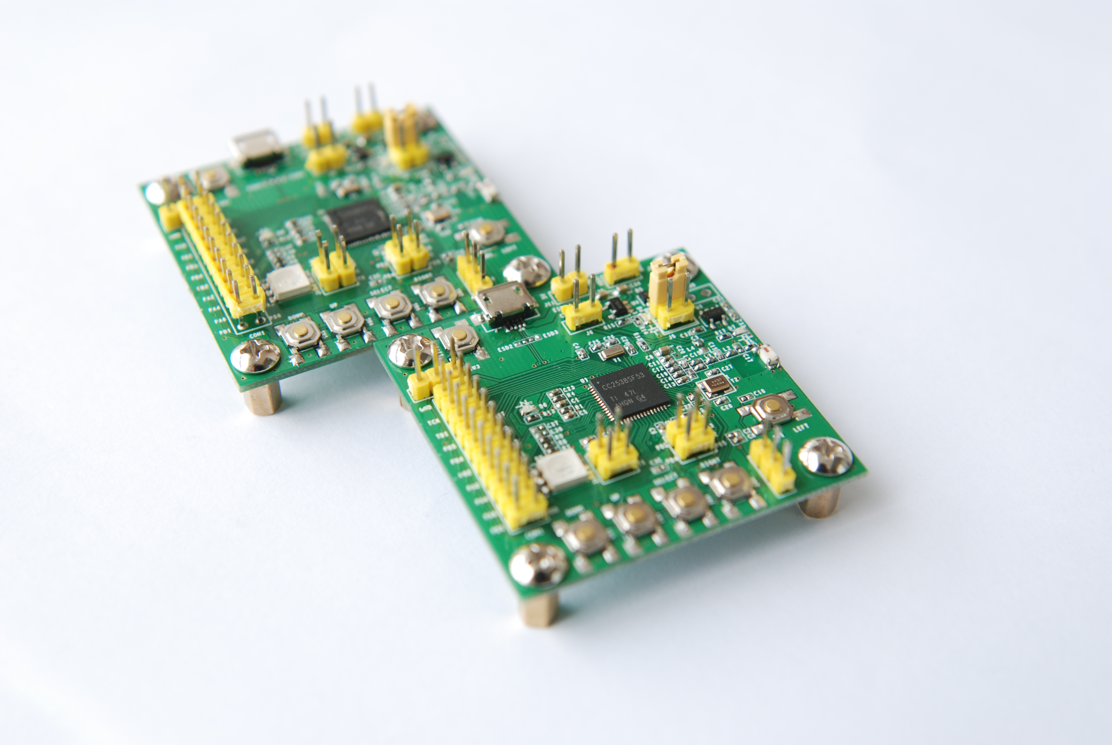 Contiki 6LOWPAN CC2538 development board, the Internet of things, ZigBee TI learning<br>