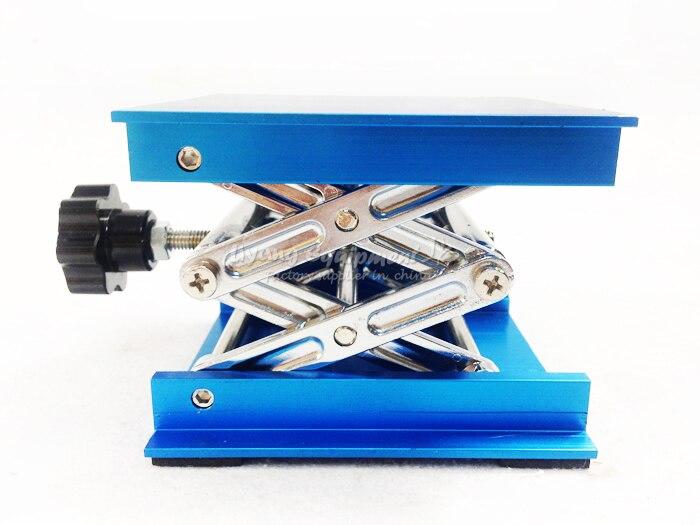 laser marking machine LY 100*100 Lifting platform for desktop max adjust height 110mm<br><br>Aliexpress