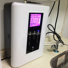 OH-806-3H New 220V portable water ionizer with built-in heating system