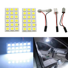 2PCS/Lot 18 SMD T10 BA9S 5050 LED Light Car Light Source Interior Light Festoon Auto Dome Panel Light Lamp 12V Wholesale